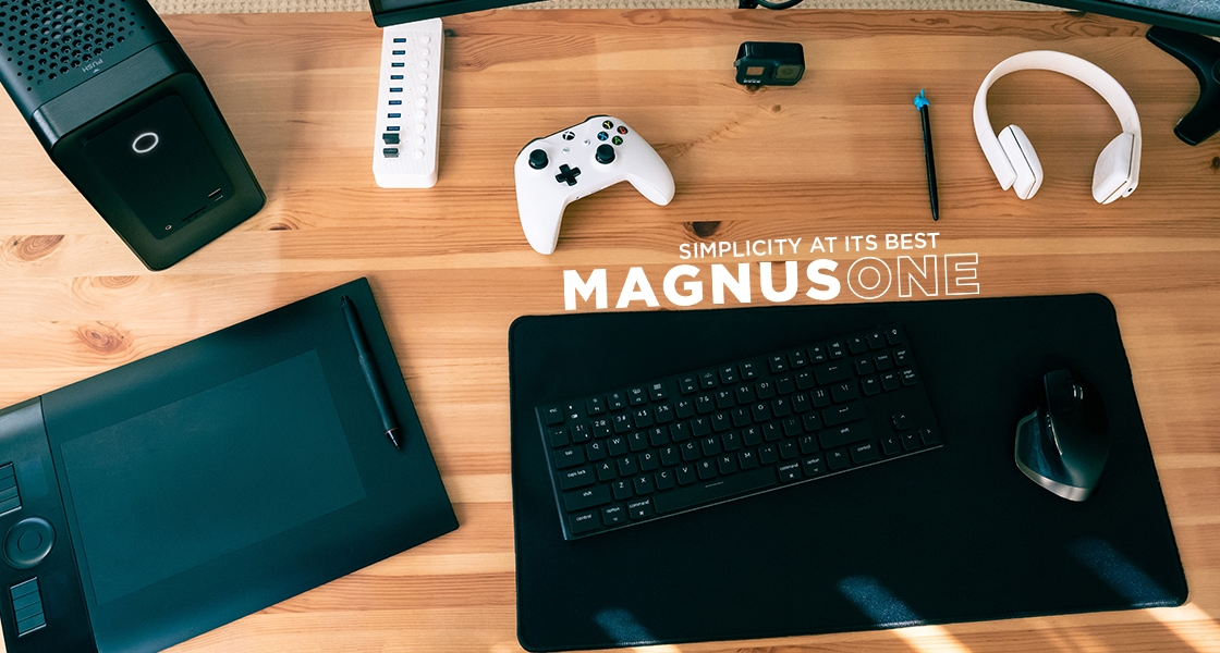 MAGNUS ONE - SIMPLICITY AT ITS BEST