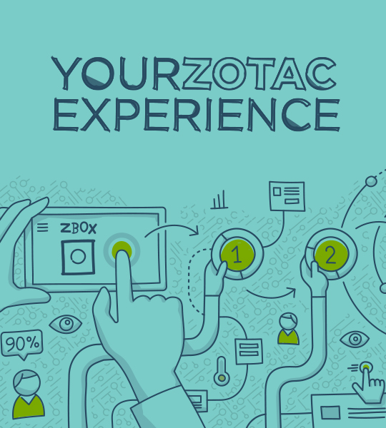 Share Your ZOTAC Experience