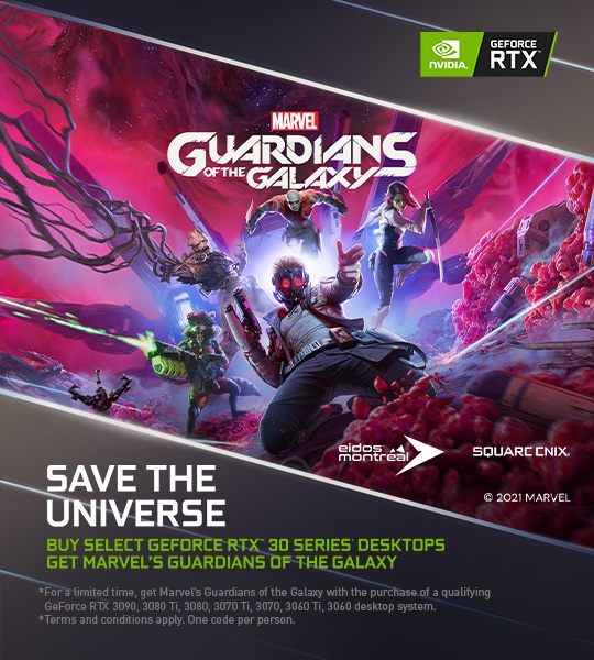 Get Marvel's Guardians of the Galaxy