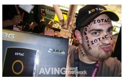 [PAX East 2011 영상] 조텍, 다양한 게임데모와 이색홍보로 관람객 주목 끌어