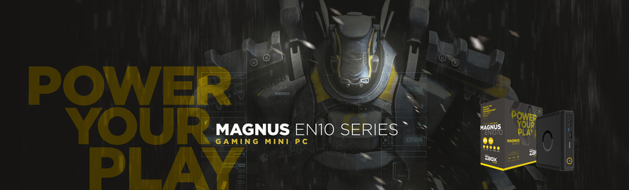 The MAGNUS 10 Series Gaming Mini PC