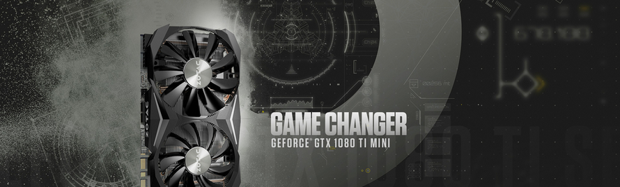 The World's Smallest 1080 Ti - Introducing the ZOTAC GeForce® GTX 1080 Ti Mini