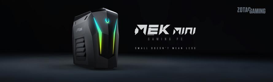 MEK MINI: Small Doesn't Mean Less