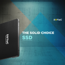 ZOTAC Gears Up For Speed, Introduces Premium Edition Solid State Drives