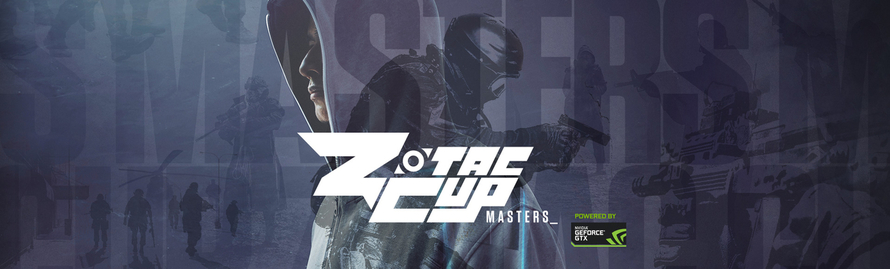 THE LARGEST GLOBAL SCALE ZOTAC CUP MASTERS KICKS OFF WITH A MASSIVE $300,000 USD CS:GO TOURNAMENT