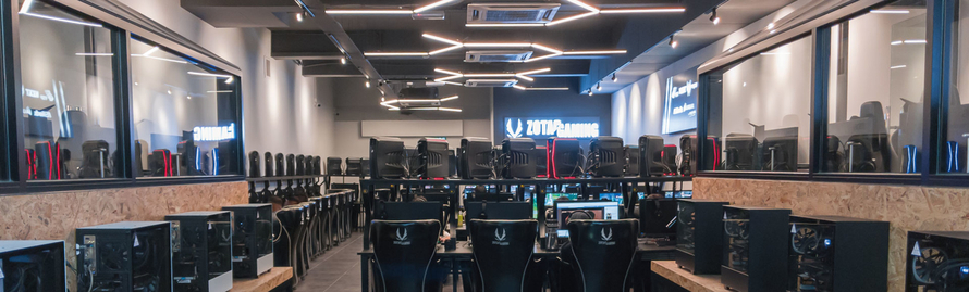 THE WORLD'S FIRST ZOTAC GAMING ESPORTS CAFE OPENS IN MALAYSIA