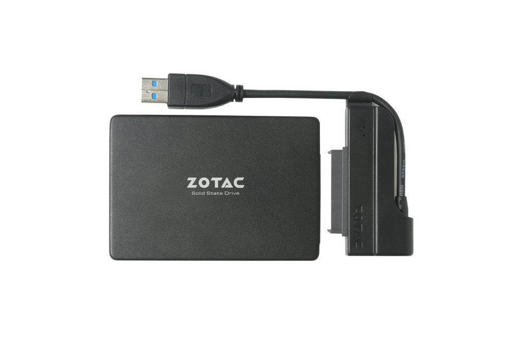 ZOTAC ASM1153E USB 3.0 to SATA III Adapter