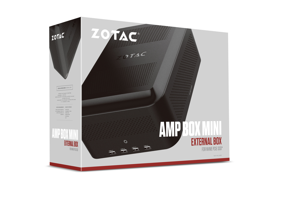 AMP BOX Mini
