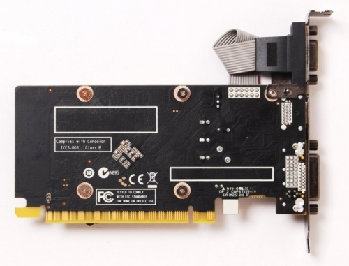 GeForce ® GT 610 Synergy 1GB