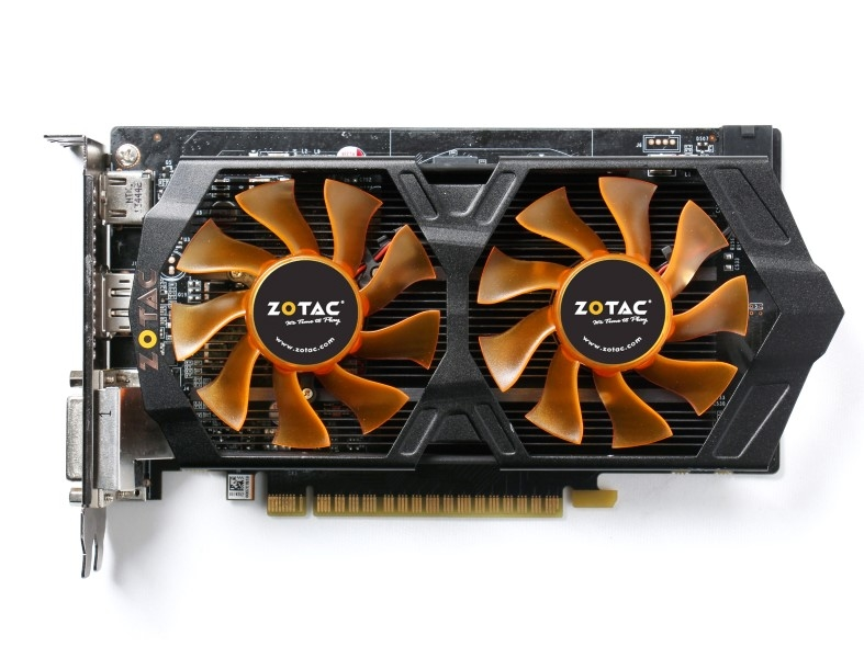 GeForce® GTX 750 Ti OC 2GB