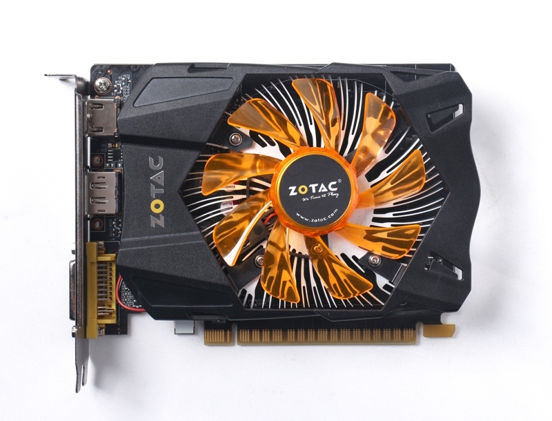 GeForce® GTX 750 Ti 2GB