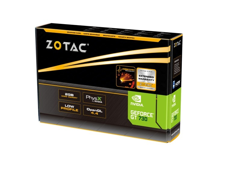 GeForce® GT 730 2GB DDR5