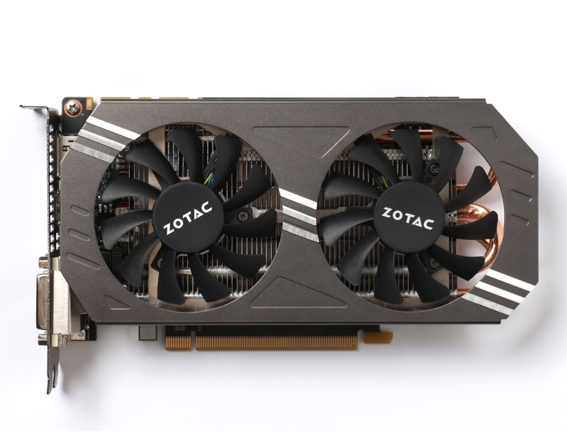 GeForce® GTX 970 Dual Fan