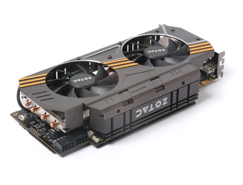 GeForce® GTX 970 AMP! Omega