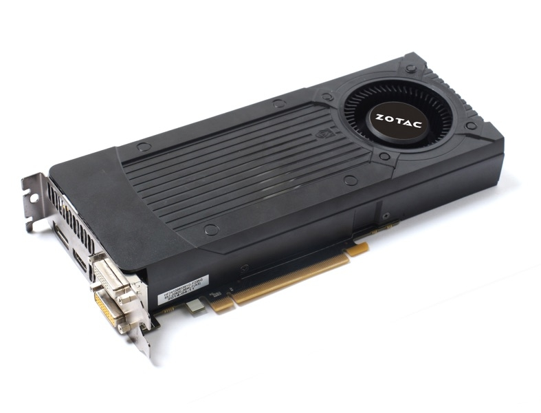 GeForce® GTX 970 Blower