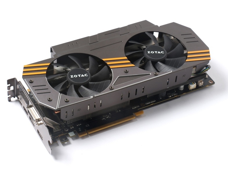 GeForce® GTX 980 AMP! Omega