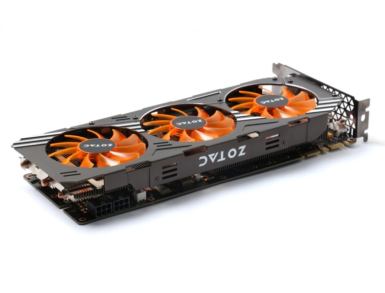 GeForce® GTX 980 AMP!