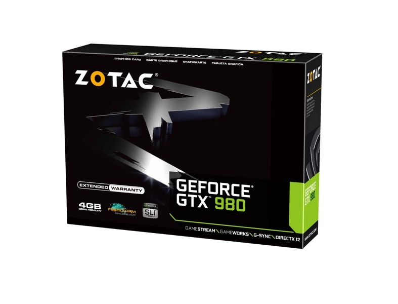 GeForce® GTX 980