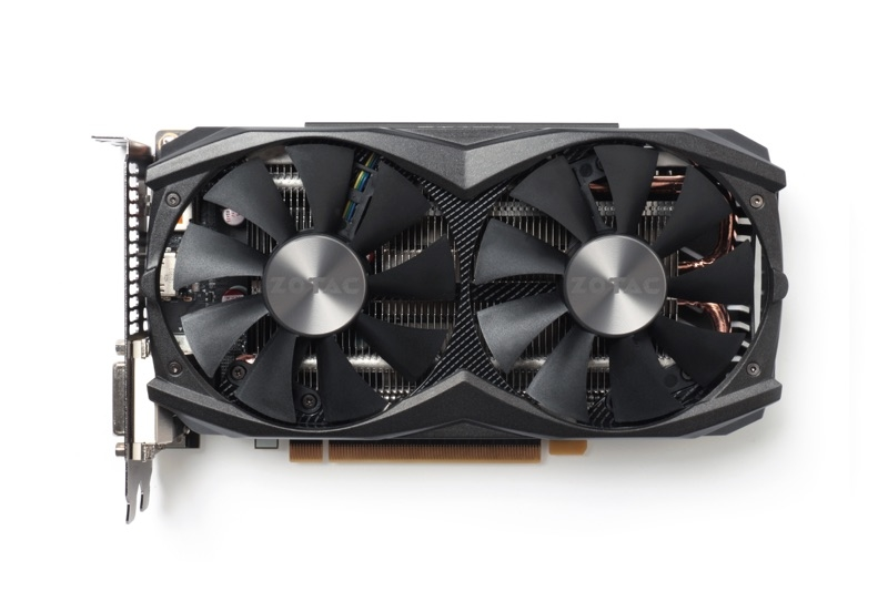 GeForce® GTX 960 AMP! 2GB