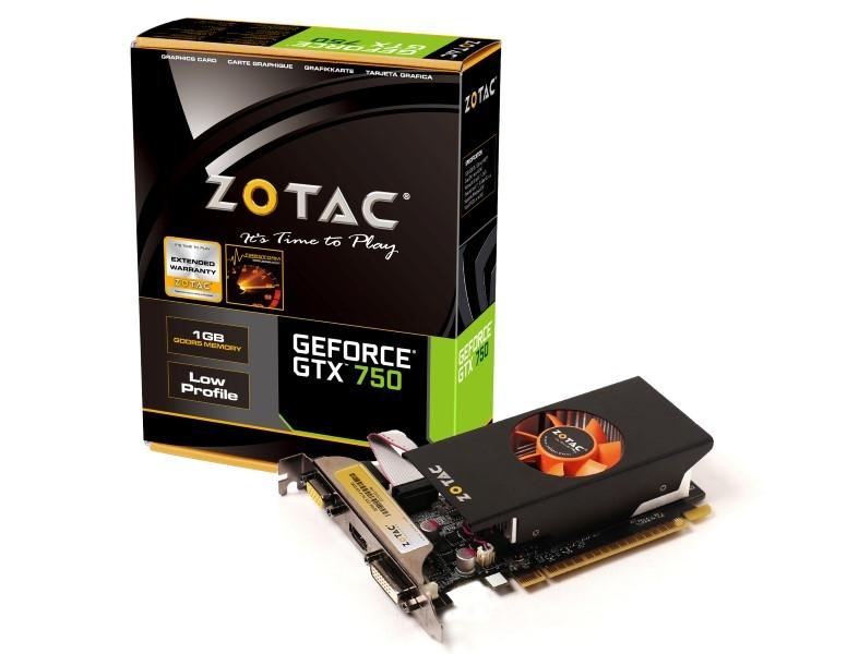 GeForce® GTX 750 LP 1GB