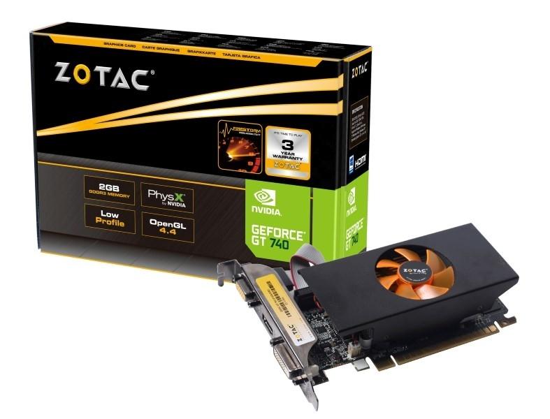 GeForce® GT 740 LP DDR3