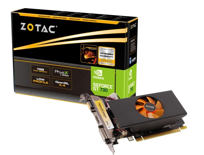 GeForce® GT 730 1GB DDR5