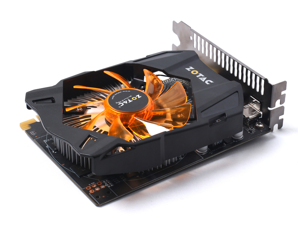 GeForce® GTX 750 Ti 2GB