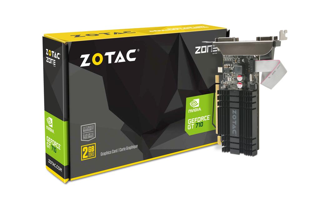 GT 710 2GB Zone Edition
