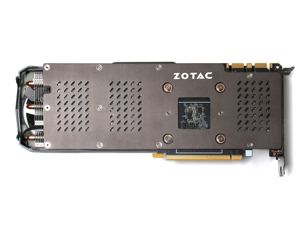 GeForce® GTX 980 AMP! Omega Core