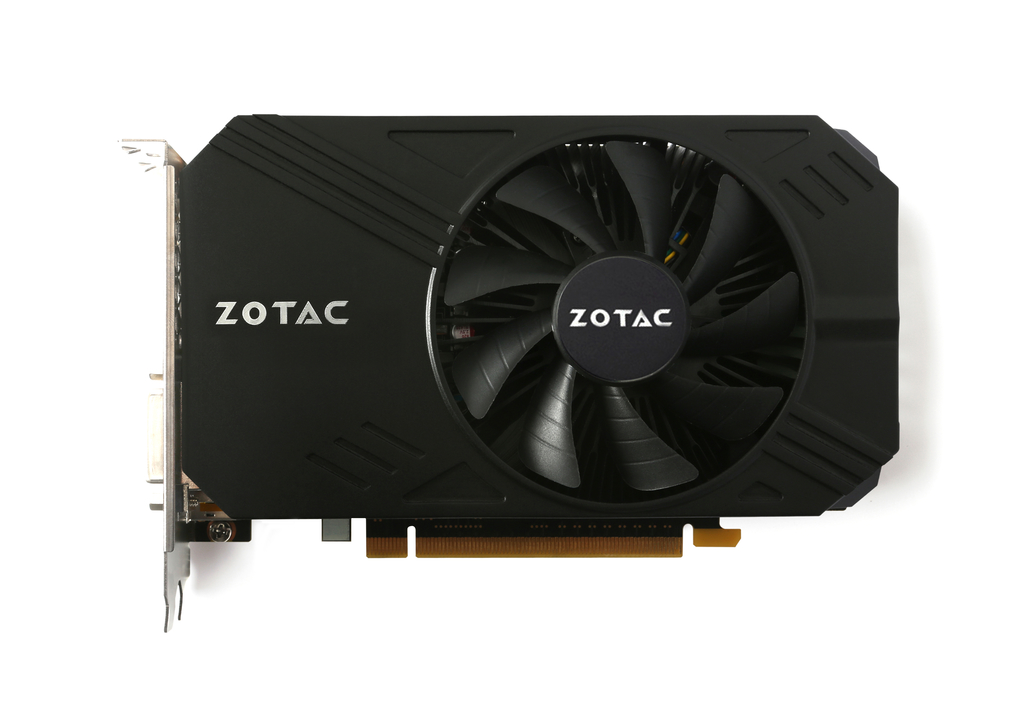 GeForce® GTX 960 Single Fan 4GB