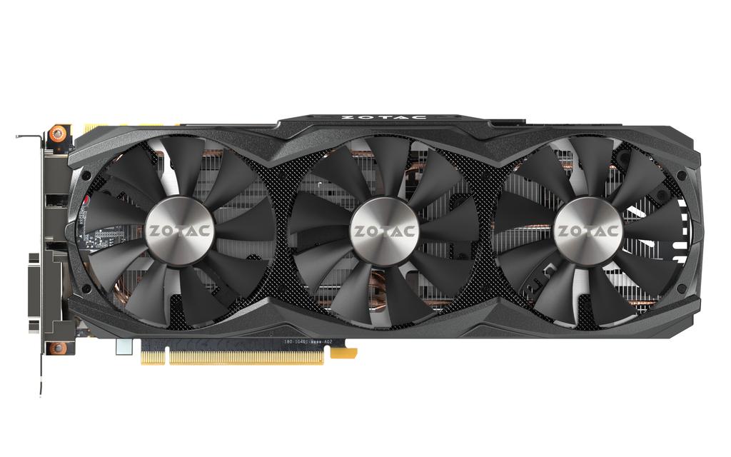 GeForce® GTX 980 Ti AMP!
