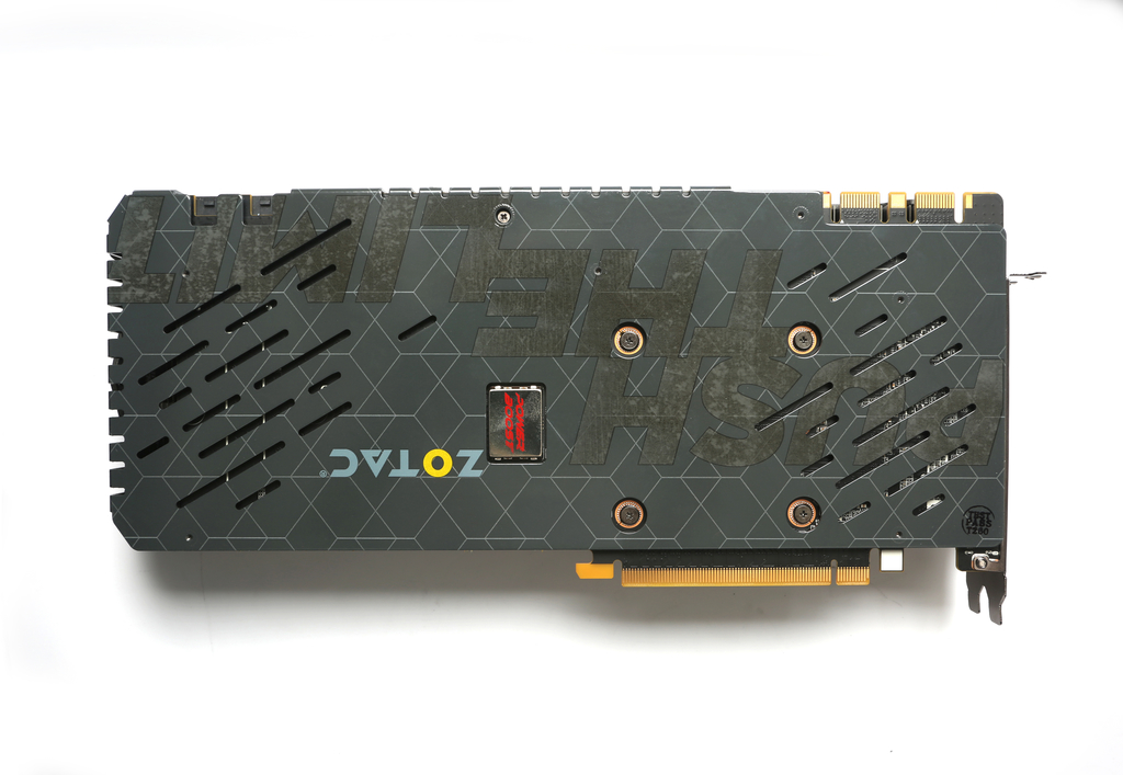 GeForce® GTX 980 Ti AMP! Omega
