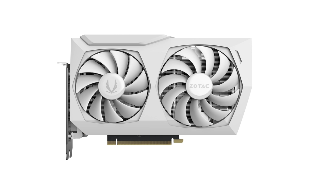 ZOTAC GAMING GeForce RTX 3070 Twin Edge OC White Edition