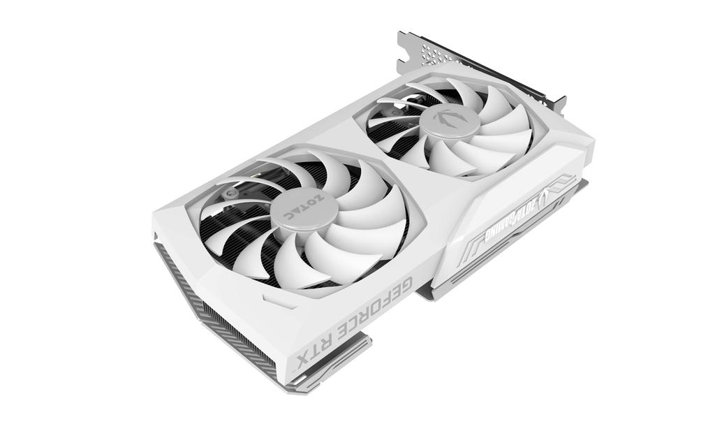 ZOTAC GAMING GeForce RTX 3070 Twin Edge OC White Edition LHR