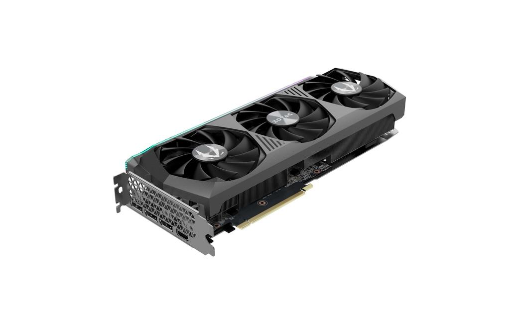 ZOTAC GAMING GeForce RTX 3070 Ti AMP Holo