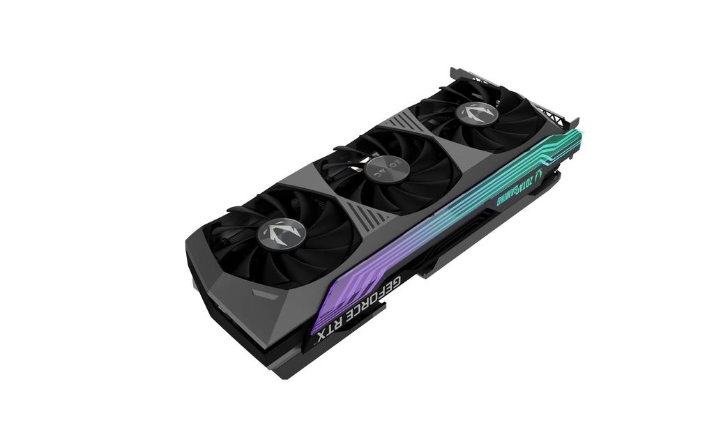 ZOTAC GAMING GeForce RTX 3080 AMP Holo LHR