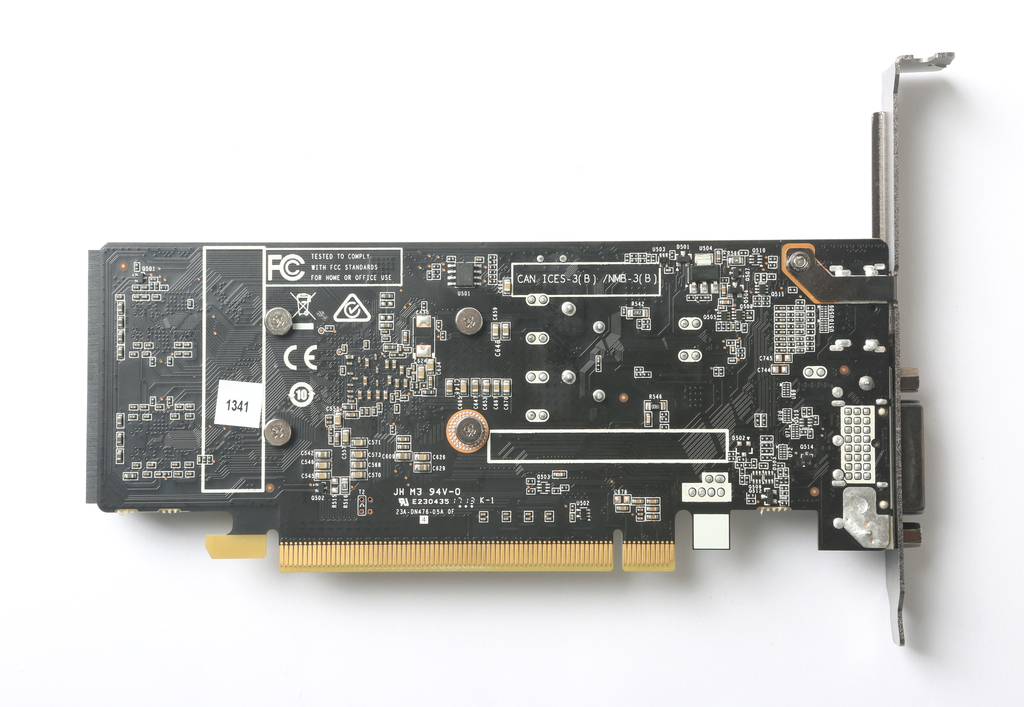 ZOTAC GeForce® GT 1030 2GB GDDR5 HDMI/DVI Low Profile