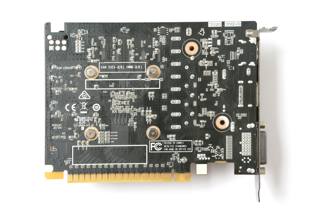 ZOTAC GeForce® GTX 1050 Ti Mini