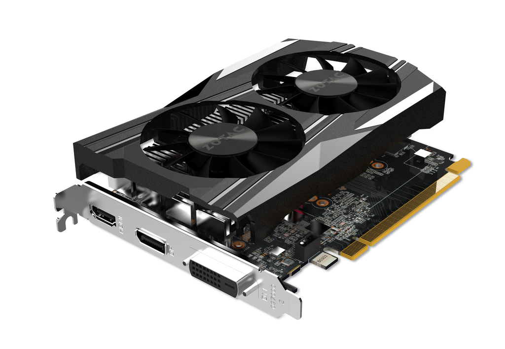ZOTAC GeForce® GTX 1050 OC