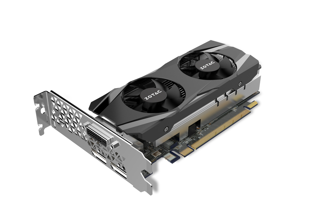 ZOTAC GeForce® GTX 1050 Low Profile
