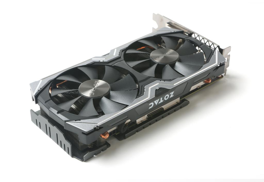ZOTAC GeForce® GTX 1060 AMP! Edition+ (9Gbps memory)