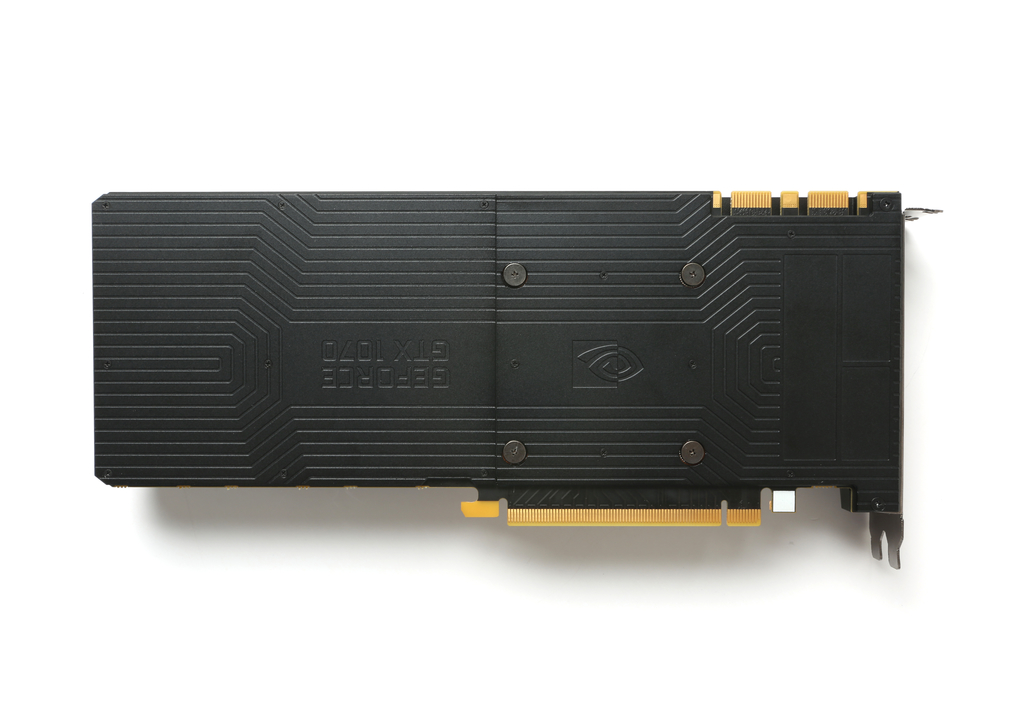 ZOTAC GeForce® GTX 1070 Founders Edition