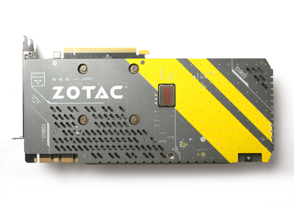 ZOTAC GeForce® GTX 1070 AMP Edition