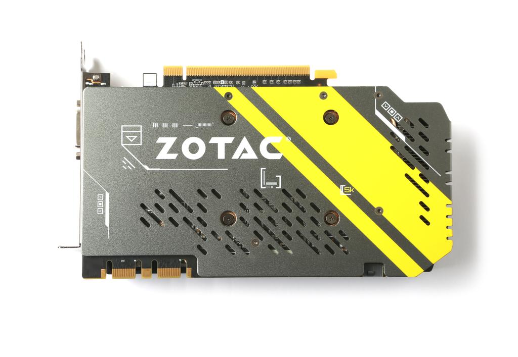 ZOTAC GeForce® GTX 1070 Mini