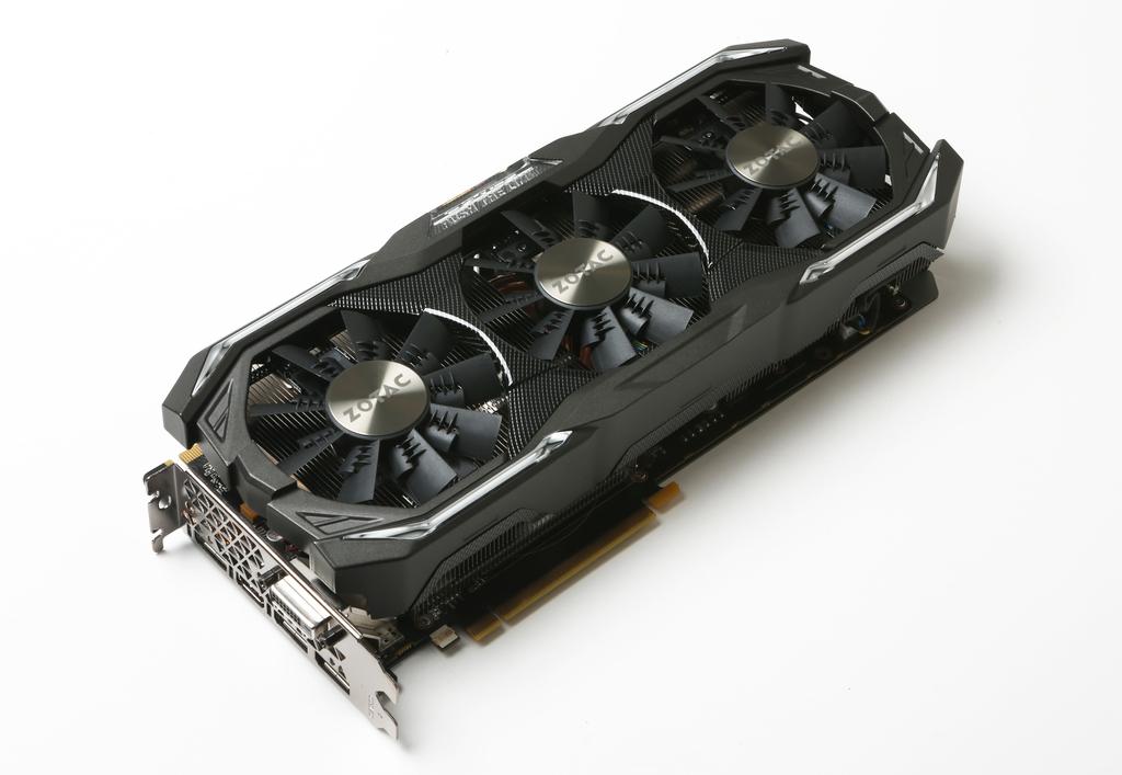 ZOTAC GeForce® GTX 1080 AMP Extreme