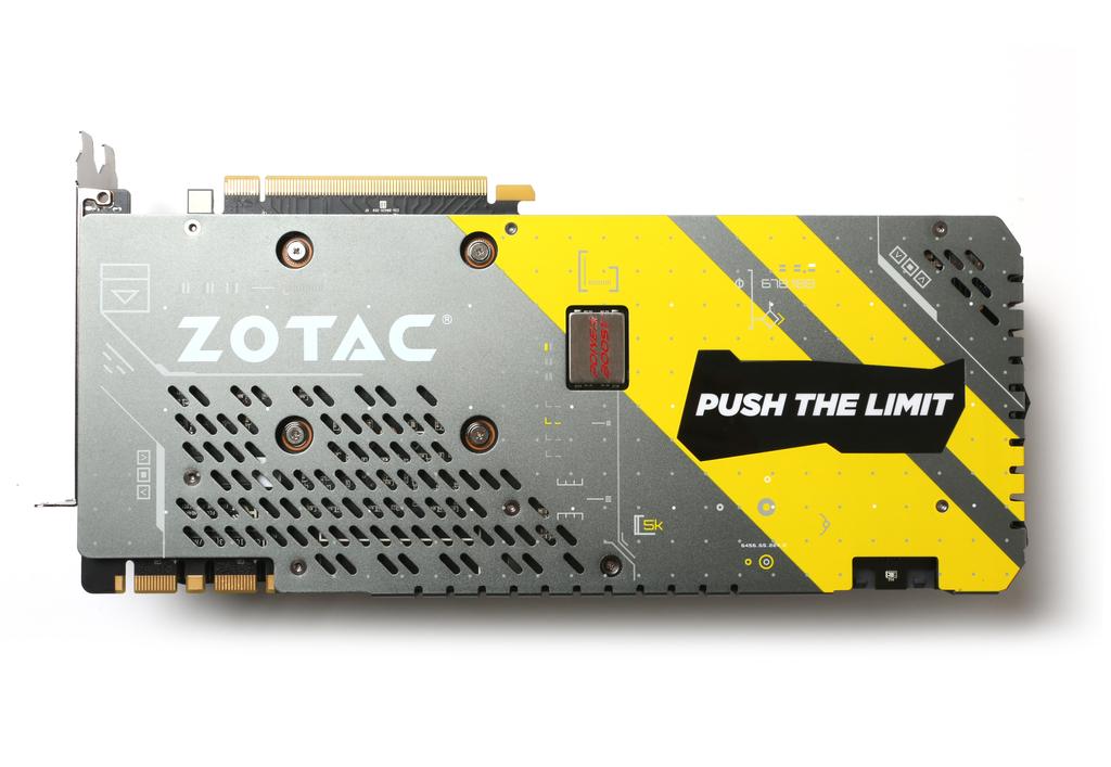 ZOTAC GeForce® GTX 1080 AMP Extreme+ (8Gbps GDDR5X)