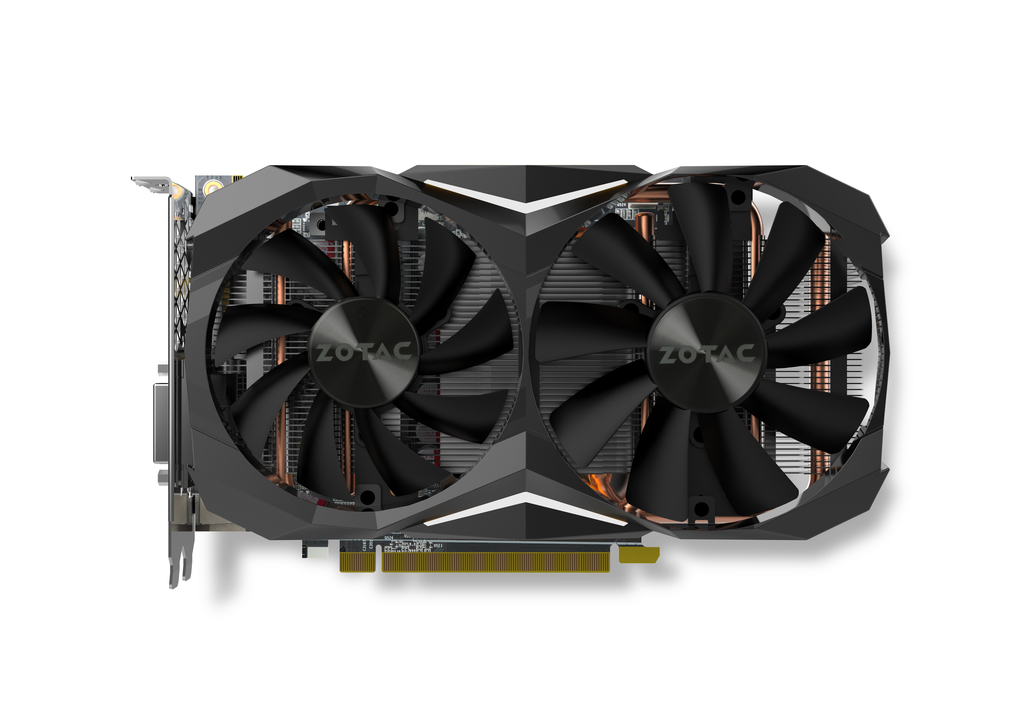 ZOTAC GeForce® GTX 1080 Mini