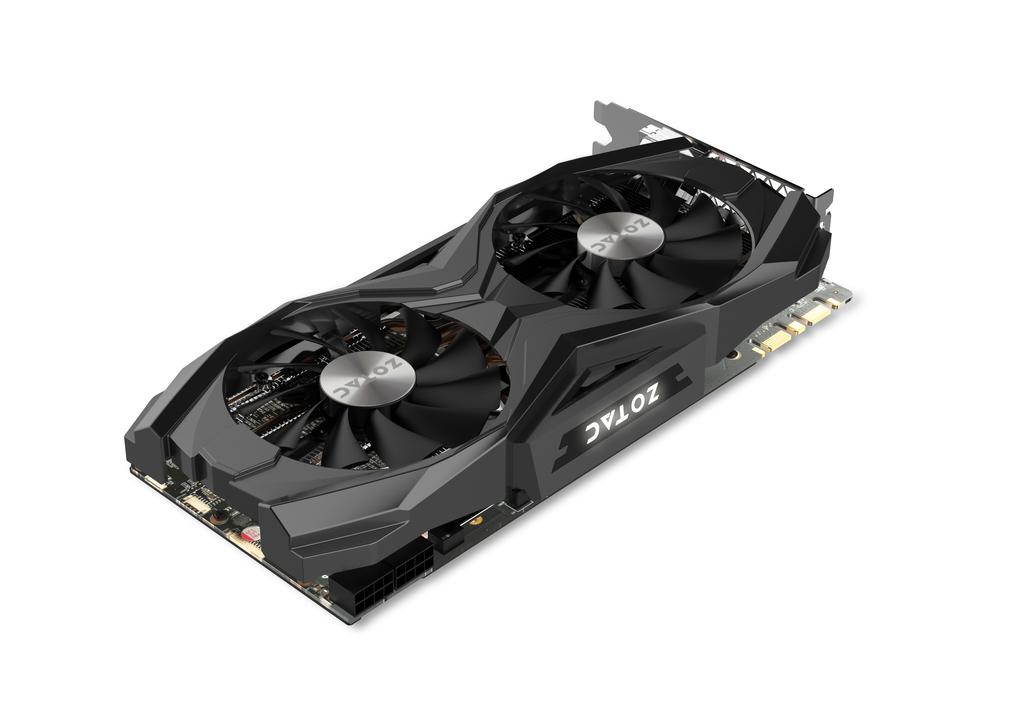 ZOTAC GeForce® GTX 1080 Ti AMP 11GB