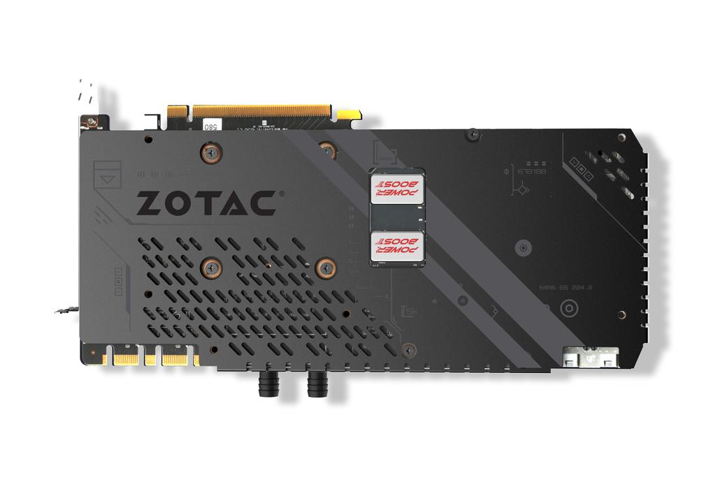 ZOTAC GeForce® GTX 1080 Ti ArcticStorm