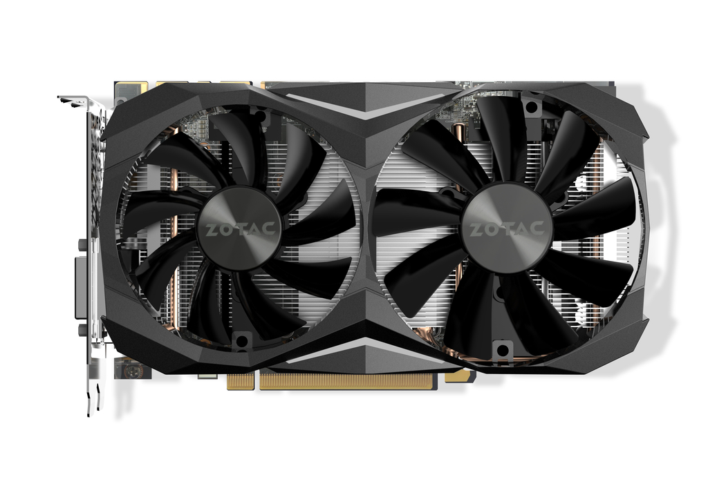 ZOTAC GeForce® GTX 1080 Ti Mini